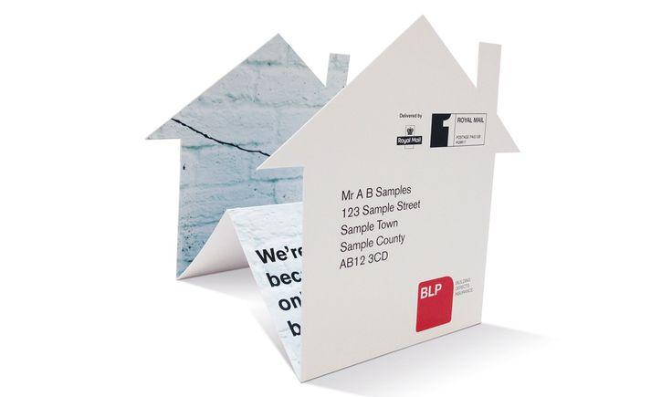 BLP Insurance house direct mail
