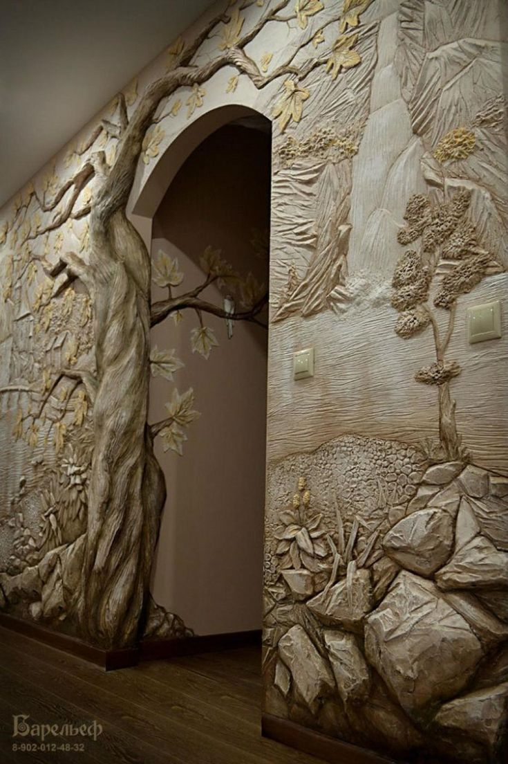 507 best relief wall sculpture images on pinterest for Plaster wall art