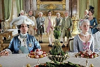 Marie Antoinette ( I live this scene in the movie)