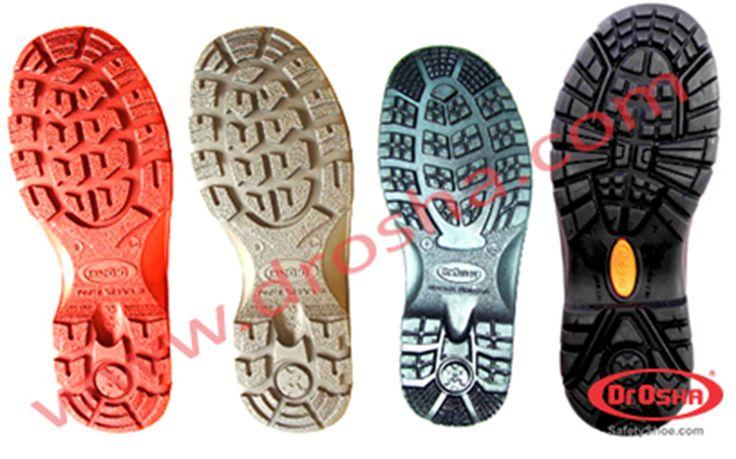 Jenis tipe sol : Sole Rubber atau yang biasa kita sebut sol karet ini sering digunakan untuk sepatu safety atau sepatu lapangan, sol berbahan karet ini..