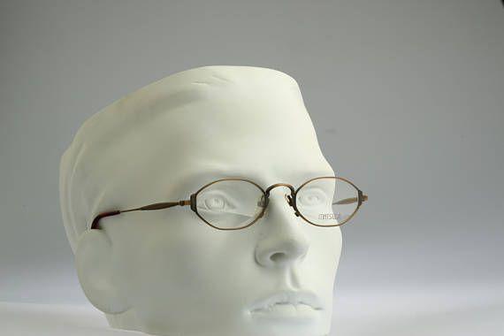 Matsuda 10122 AG / Vintage eyeglasses / NOS / 90s rare and