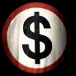MONEY REIGNS  MONEY FUCKS  MONEY DECEITS  MONEY FEIGNS  MONEY  STEALS  MONEY HUNGERS  MONEY RAISES THE VEIL.