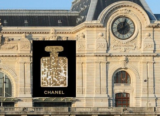 Chanel No.5 at Musée d'Orsay