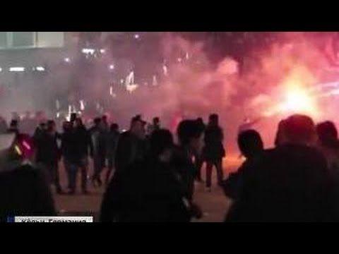 Грабежи и насилие: мигранты шокировали жителей Кельна
