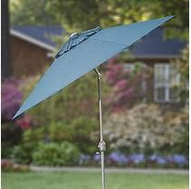 9' Market Umbrella - Forest Green