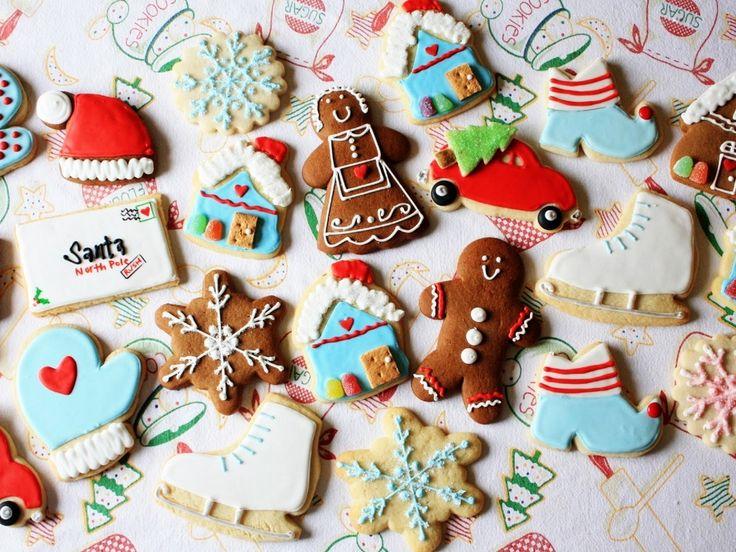 christmas sweets - Hledat Googlem