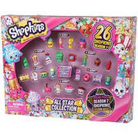 Shopkins Season 1-7 Best of Collection Playset