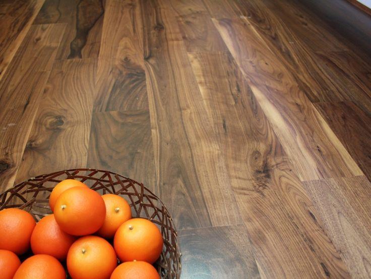 Cezanne Walnut Accent Timber Flooring | Carpet Call