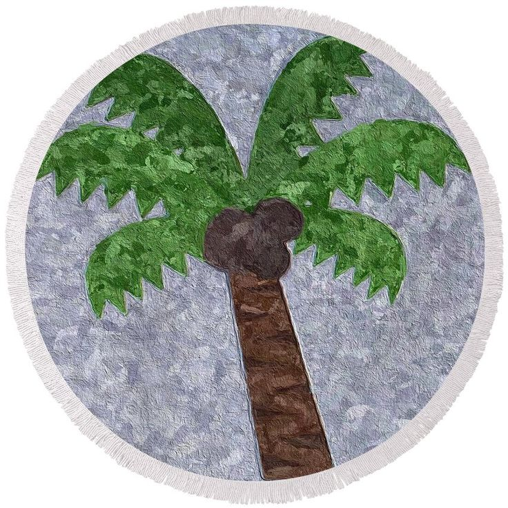 #palm #tree #emoji #beach towel  pixels.com