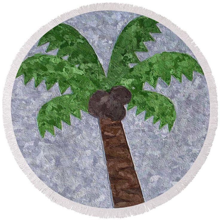 #palm #tree #emoji #beach towel  pixels.com