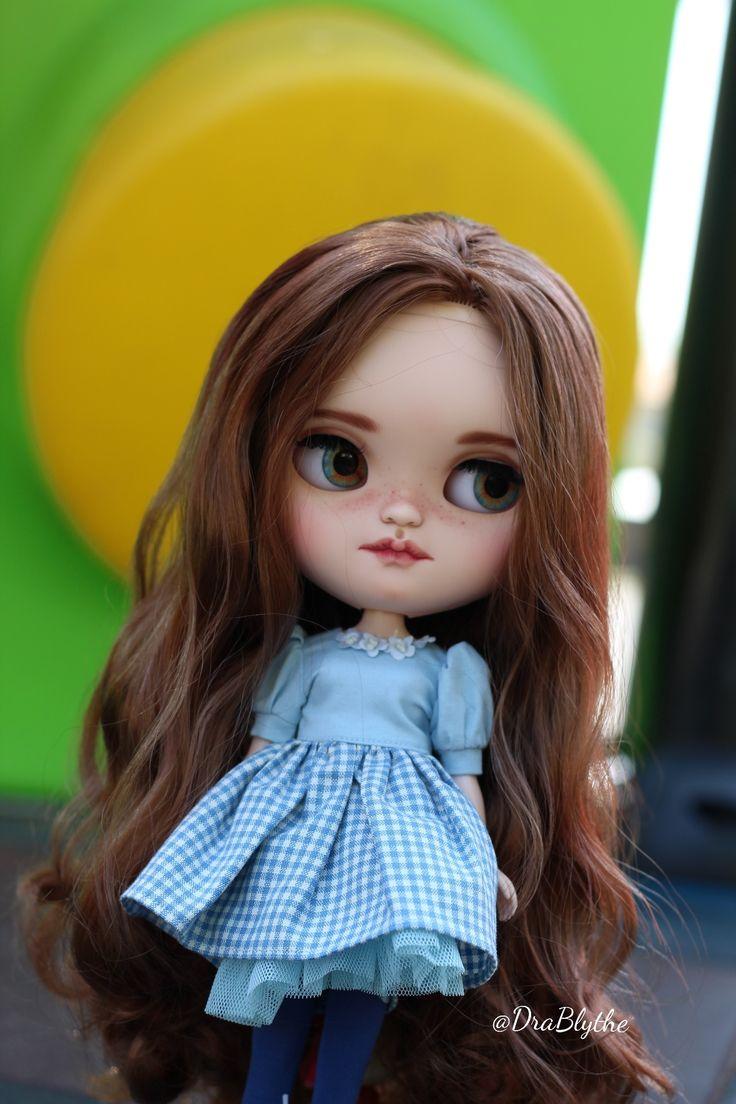 Lara by DraBlythe Icy doll custom