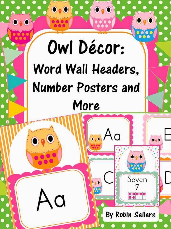 The 25 best Owl classroom decor ideas on Pinterest Owl theme