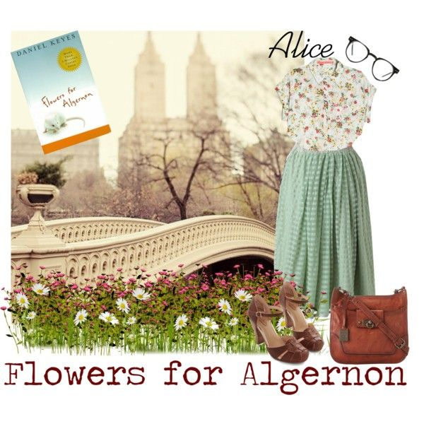 1000+ Images About Flowers For Algernon / BookClub On