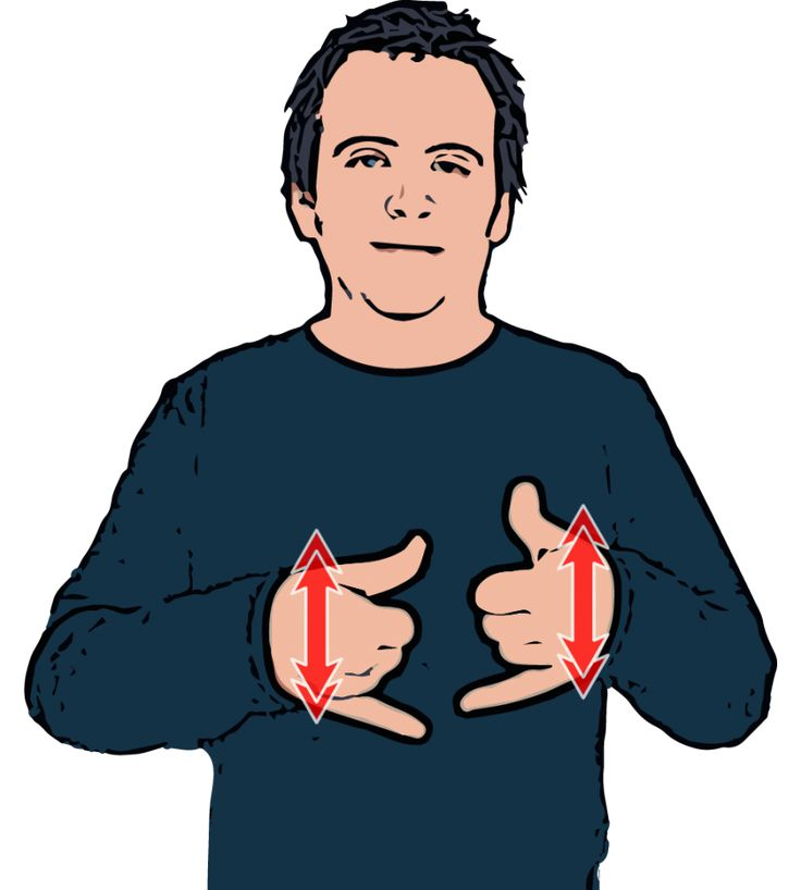 Milk - British Sign Language (BSL)