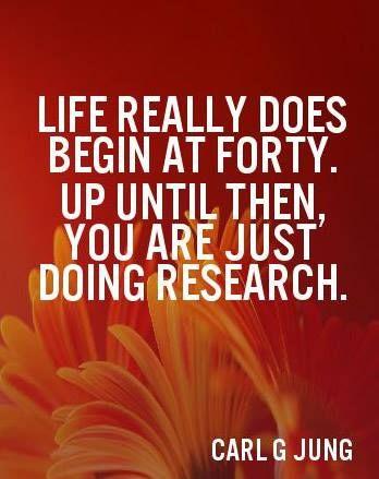 Jungian wisdom, I love this
