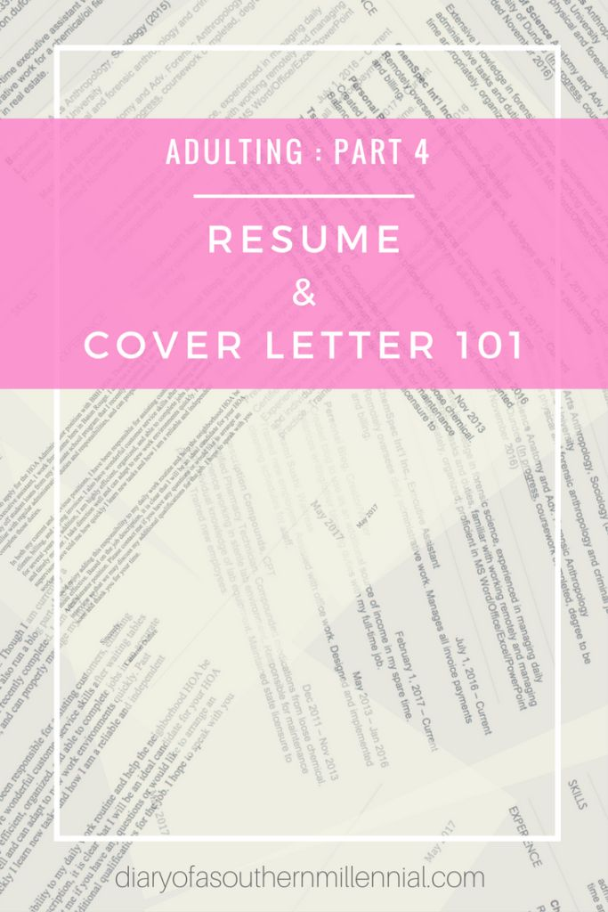 189 best RESUMES + COVER LETTERS images on Pinterest Resume tips - it resume tips