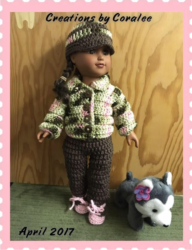 a3dfd7858 Pin by Jennifer Curren on 18 inch doll