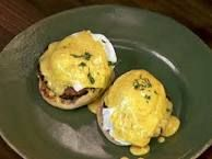 Image result for eggs in a hole benedict bobby flay