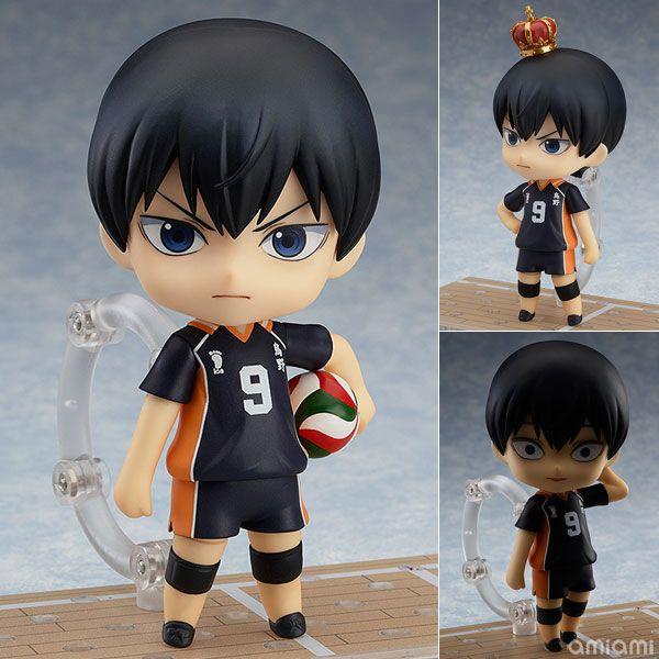 AmiAmi [Character & Hobby Shop] | Nendoroid - Haikyuu!!: Tobio Kageyama(Released)