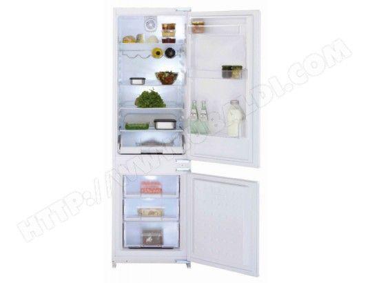 Réfrigérateur congélateur encastrable BEKO CBI7772