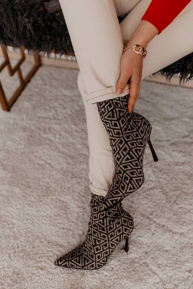 Shop Brown Fendi Ff Motif Trousers With Express 15