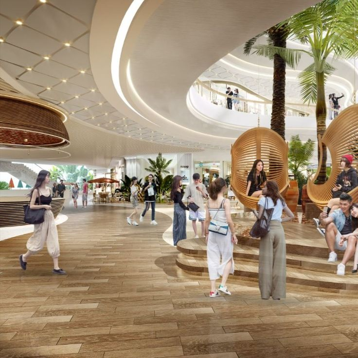 Joy City Shopping Centre Sanya China In 2021 Sanya Shopping Center City