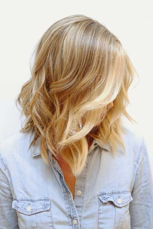20+ Long Blonde Bob | Bob Hairstyles 2015 - Short Hairstyles for Women
