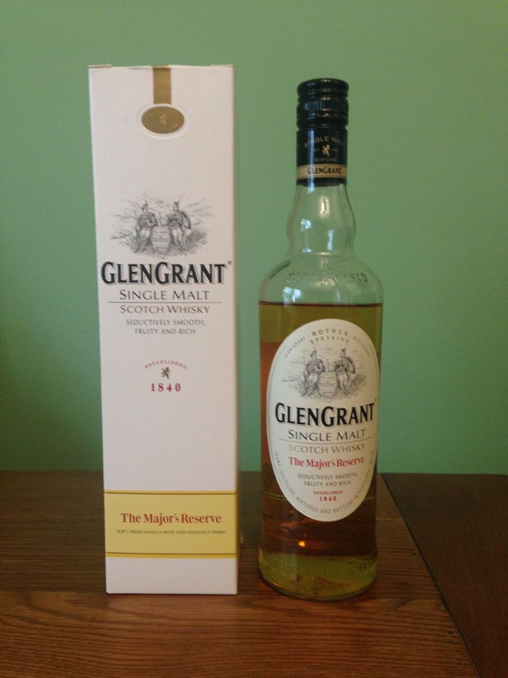 GlenGrant (The Major's Reserve) - Single Malt