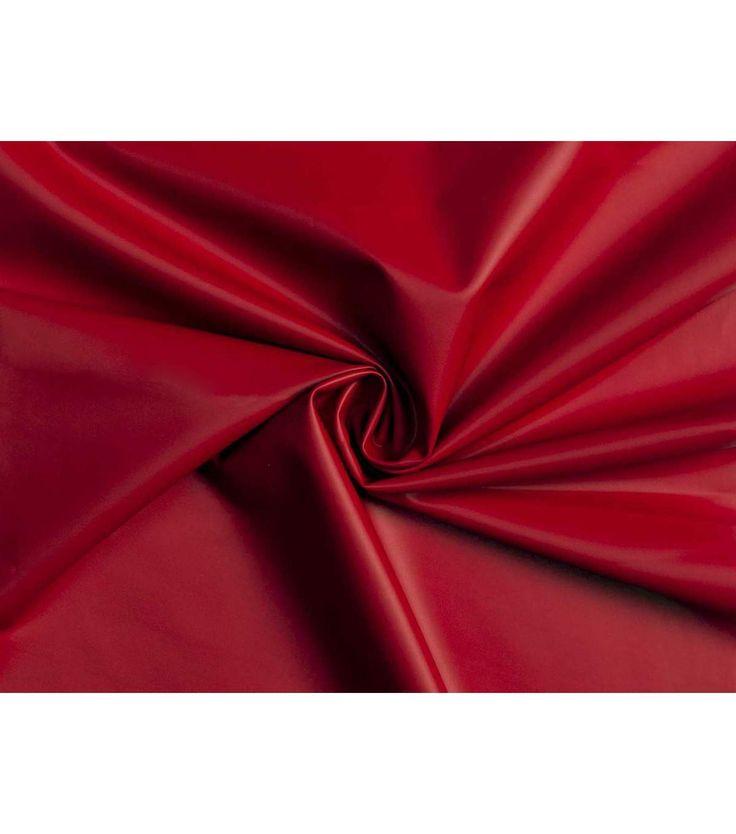 "Cosplay by Yaya Han Pleather Fabric 57""-Red"