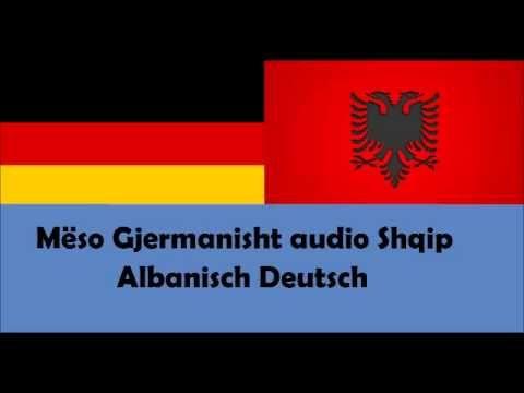 Mëso Gjermanisht Shqip Fjalor Audio 62 -100 Albanisch Deutsch 3