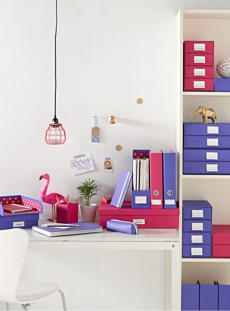 Add a splash of colour to your workspace with our brand new Bright & Bold collection.