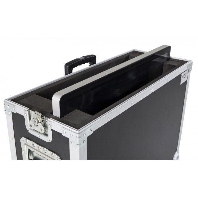 Fabulous apple imac lite flight case with cubes de - Etageres rangement fly ...