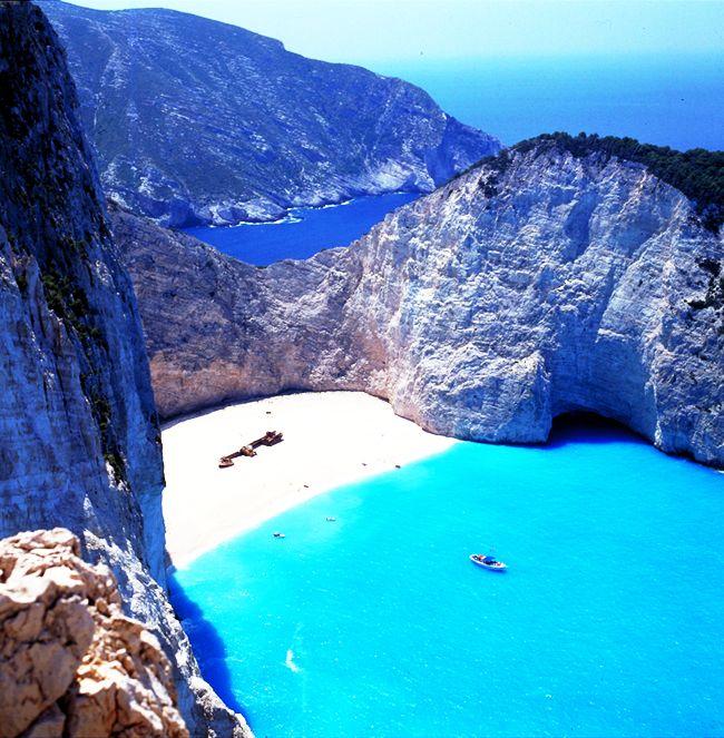 île de Zakynthos