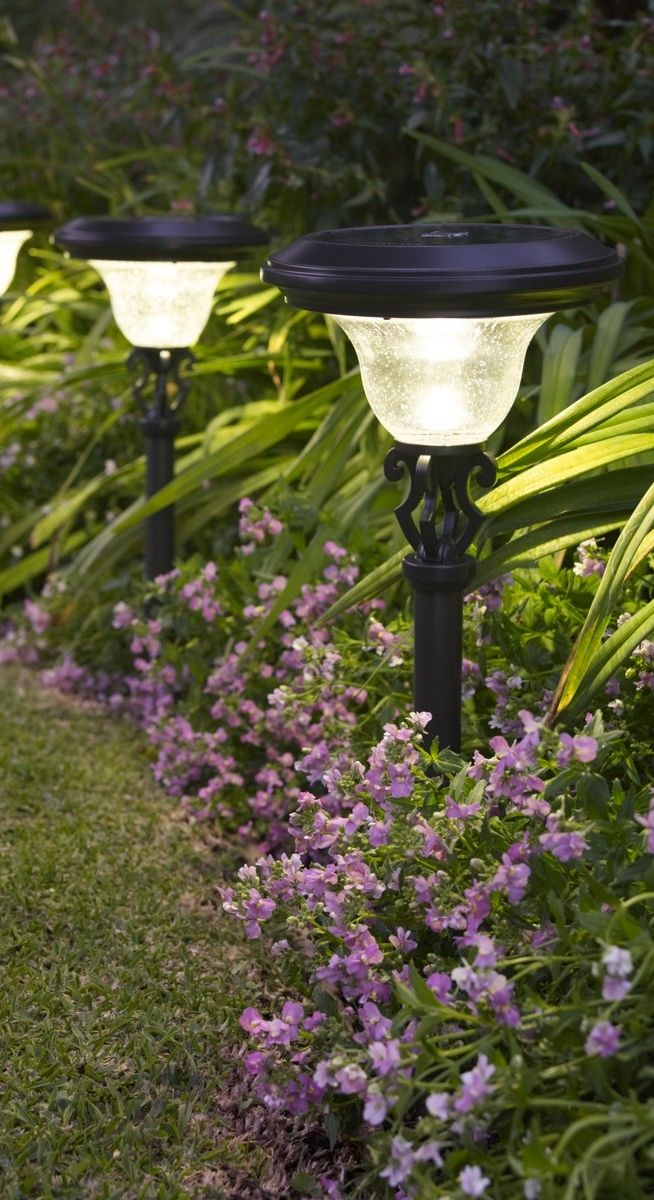 Illuminate your garden with our Pro Series V Pathlights ...