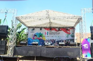 Dokumentasi Sekolah Berkualitas Lengkong Mandiri: Jante Arkidam (reportoar) 1