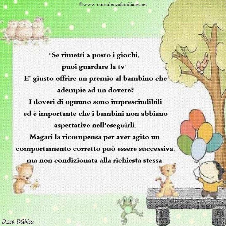 I doveri sono imprescindibili, anche per i #bambini. #educazione #figli #crescita #infanzia #puerperio #genitore #psicologiadellinfanzia #mamme #bambino #famiglia #papà #consulenzagenitoriale #psicopedagogia #dssaDGhisu