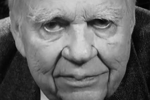 """""""The best classroom in the world is at the feet of an elderly person."""" ~ Andy Rooney ...Linked to The Atlantic article: A Few Words About Andy Rooney"""