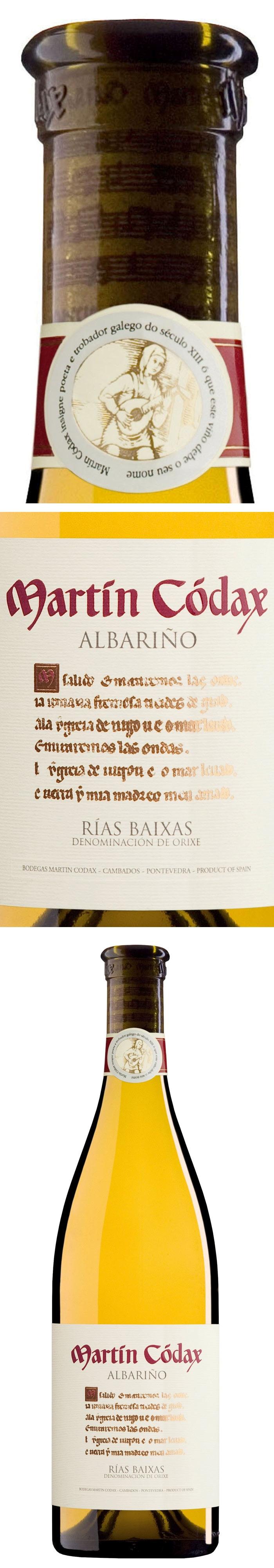 El International Wine Challenge (IWC Londres), ha galardonado a los vinos de Bodegas Martín Códax con un total de 9 medallas. 3 medallas de oro, otorgados a los vinos que la bodega elabora en el Bierzo, Cuatro Pasos, Pizarras de Otero y Escondite Perfecto; 4 medallas de plata, para los albariños Martín Códax 2012, Organistrum 2010 y Caixas 2012 y para el godello elegido como el Mejor Vino Blanco de Galicia 2012, Mara Martín 2012. #vinosmaximum wine / vinho / vino mxm