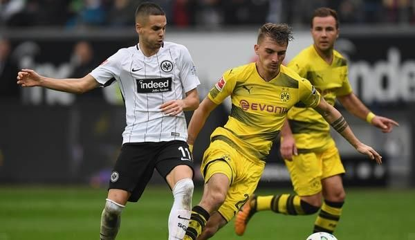 Bundesliga Borussia Dortmund V Eintracht Frankfurt Who Whistles Bvb Against Sge Borussia Dortmund Dortmund Frankfurt