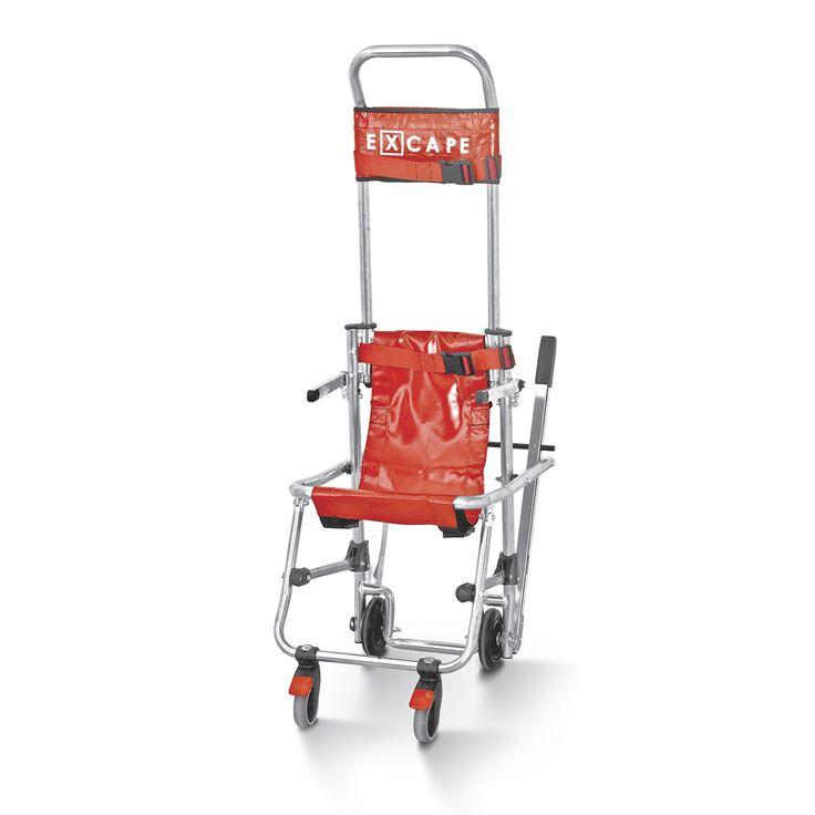La nuova sedia da evacuazione Excape X 40 è stata pensata per un comfort maggiore del paziente e per gli scenari più difficili da gestire.  La X 40 aggiunge alle consuete caratteristiche delle sedie da evacuazione Excape la presenza di braccioli in alluminio, che migliorano la stabilità e la sicurezza psicologica del paziente. Il poggiatesta regolabile e la seduta rinforzata fanno di Excape X 40 il presidio ideale per qualsiasi necessità di intervento e movimentazione, sia in situazioni di…