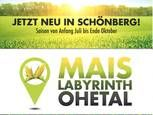 Touristik Schönberg Bayerwald: Maislabyrinth in Schönberg