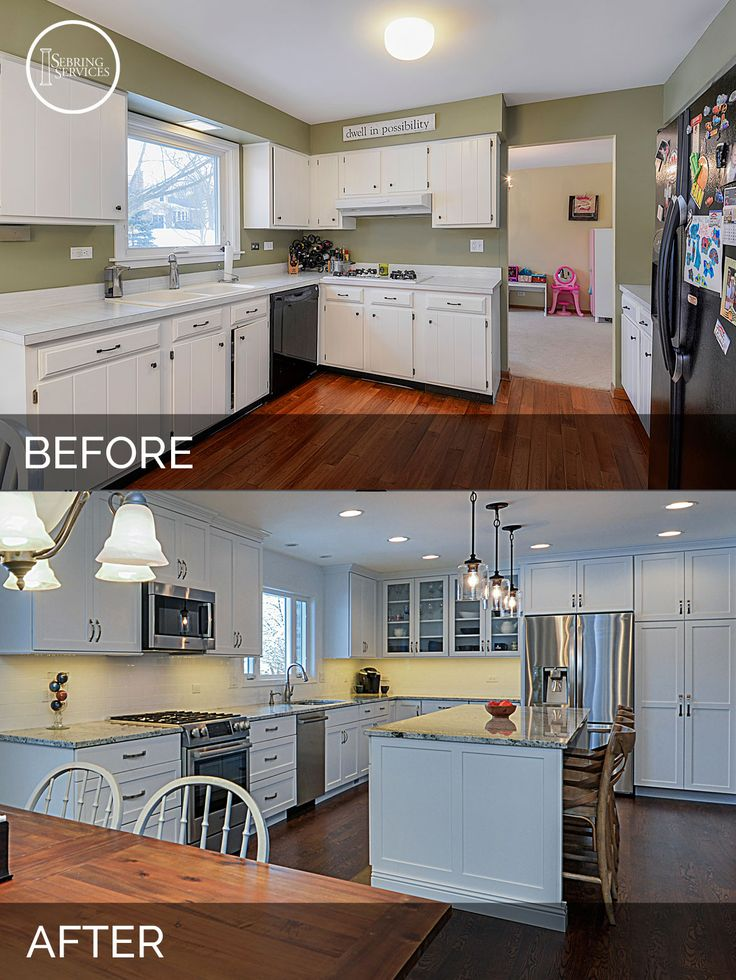 Remodeling Kitchen Ideas Before And After 442 best pinner kitchens-board 1 images on pinterest | remodeling