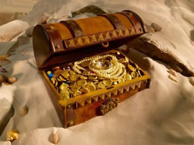 Jogo Caça ao Tesouro para Crianças e Adultos!  Veja mais em http://www.comofazer.org/criancas/jogo-caca-ao-tesouro-para-criancas-e-adultos/
