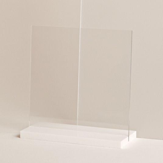 Clear Acrylic Sheet https://www.sheetplastics.co.uk/products/acrylic-sheet/clear-acrylic-sheet