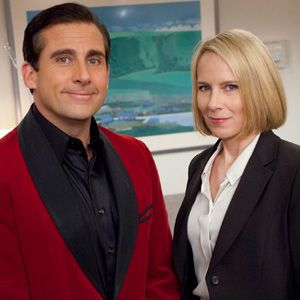the office nbc michael and holly - Google Search