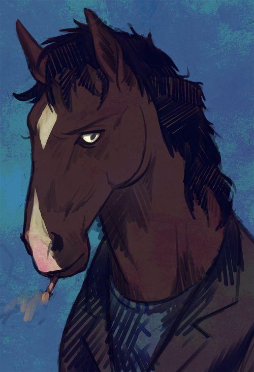OP: any bojack fans in the house???? when's season 3 i'm so hype | Bojack Horseman