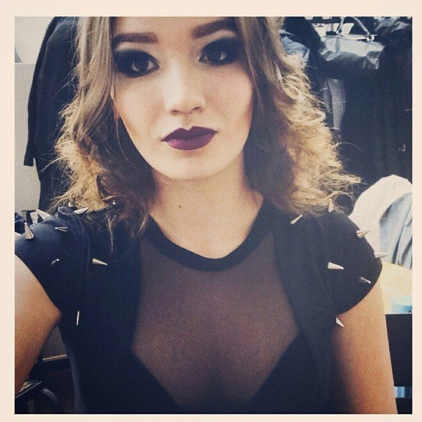 Backstage Make up - Christina Felt Hair & Style - Darya Hotuleva Номинация Full Fashion Look 2015 spring\summer