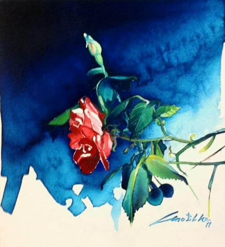 Rosa by Joaquim Canotilho Painter