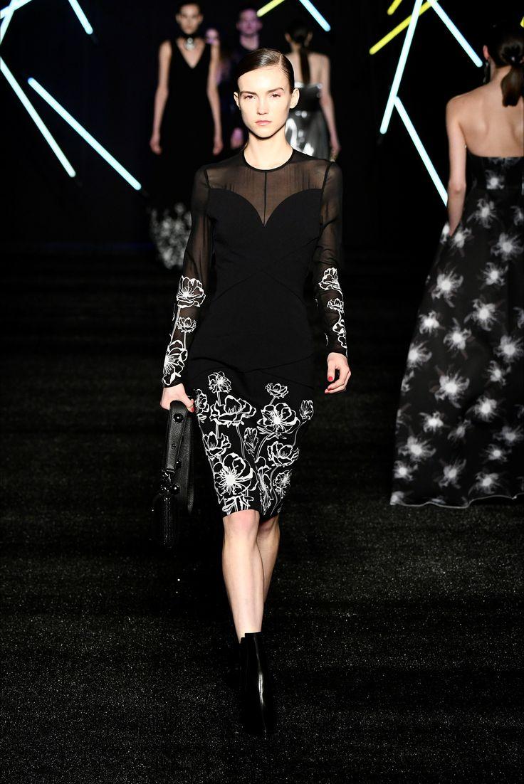 Sfilata Aigner Milano - Collezioni Autunno Inverno 2017-18 - Vogue