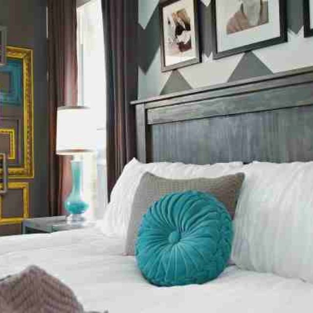 17 Best Images About Teal And Grey Rugs On Pinterest: 17 Best Ideas About Grey Teal Bedrooms On Pinterest